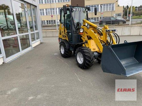 Neumaier Hoflader Nh 35 Year of Build 2019 Gefrees