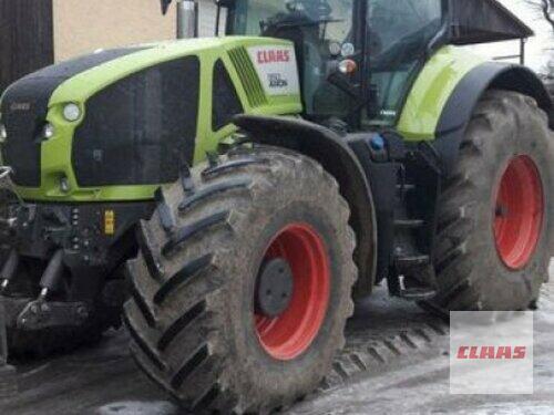Claas Axion 950 Anul fabricaţiei 2016 Tracţiune integrală 4WD