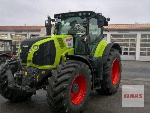 Claas TRAKTOR CLAAS AXION 850 CMATIC