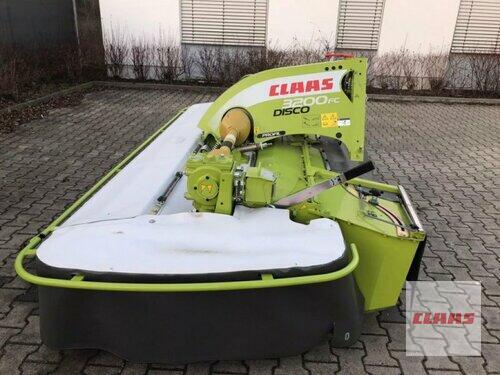 Claas Mähwerk Disco 3200 Fc Profil Rok produkcji 2018 Schwandorf
