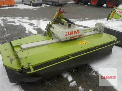 Claas - CORTO 290 F