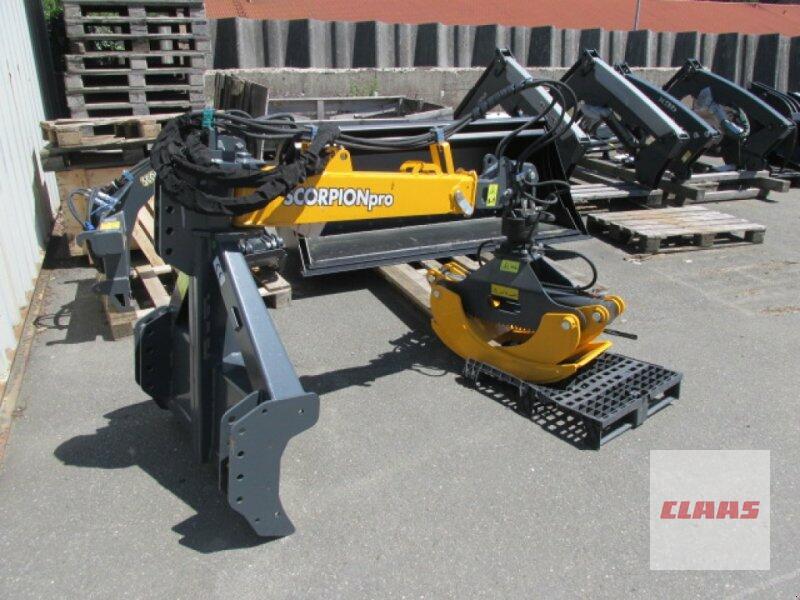 Uniforest Scorpion pro 1 + Rotator