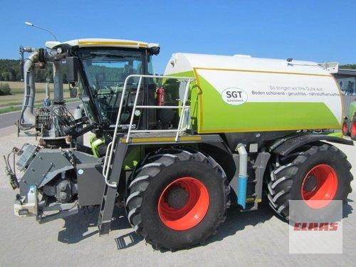 Claas Xerion 3800 Saddle Trac Årsmodell 2012 Schwend