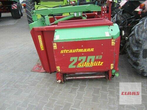 Strautmann Siloblitz 220 Kd Год выпуска 2014 Schwend