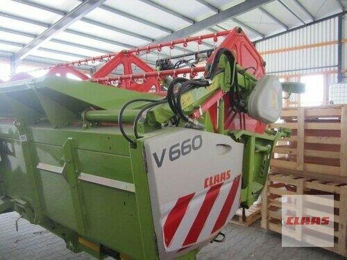 Claas Vario V 660 Год выпуска 2013 Schwend
