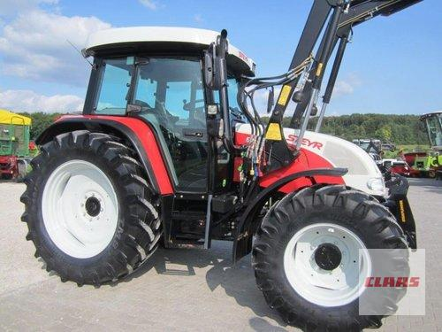 Steyr 9095 Mt Front Loader Year of Build 2011
