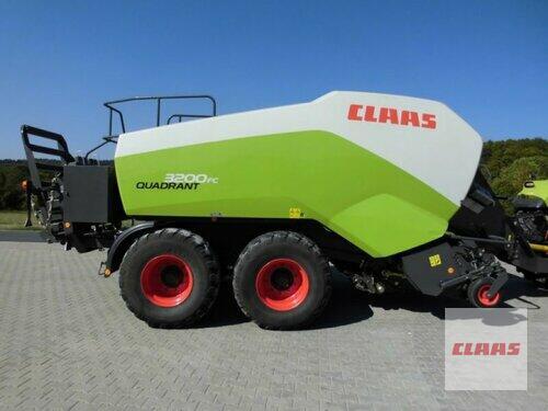 Claas Quadrant 3200 FC Rok výroby 2013 Schwend