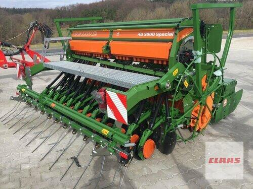 Amazone Ke 3000 Special Kreiselegge Am Año de fabricación 2017 Schwend