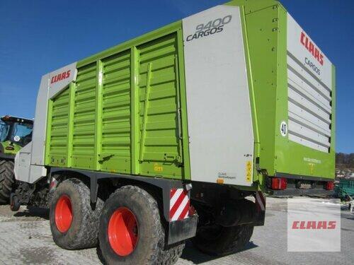Claas Cargos 9400 Год выпуска 2012 Schwend