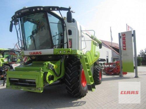 Claas Lexion 660 Year of Build 2017 Schwend