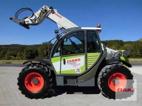 Claas Scorpion 7030 40km/H Maschine Год выпуска 2007 Schwend