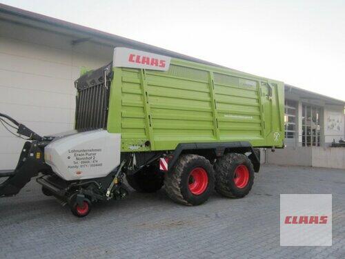Claas Cargos 8400 anno di costruzione 2016 Schwend