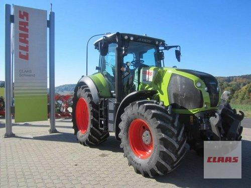 Claas - TRAKTOR CLAAS AXION 810