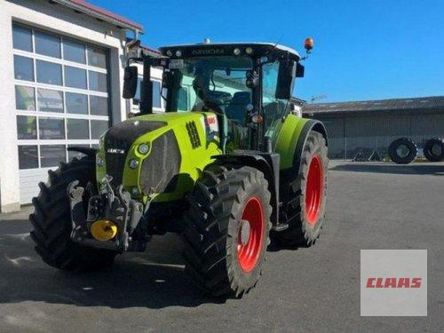 Claas ARION 660 CMATIC  CIS+ CLAAS T