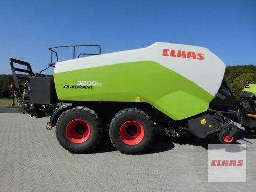 Claas Quadrant 3200 FC Byggeår 2013 Schwend