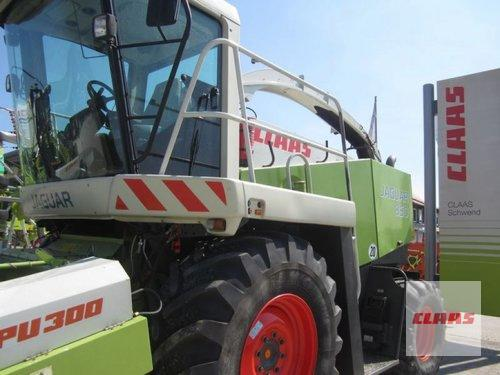 Claas JAGUAR 850 + PICK UP 300