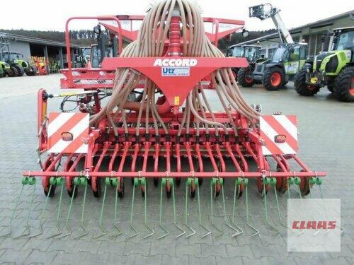Kverneland Kreiselegge Ngh 301 H+I Drill Рік виробництва 2008 Schwend