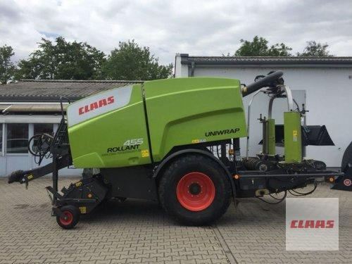 Claas PRESS-WICKELKOMBI CLAAS 455 UN