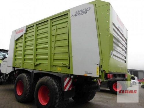 Lade- & Silierwagen Claas - LADEWAGEN CARGOS 9400