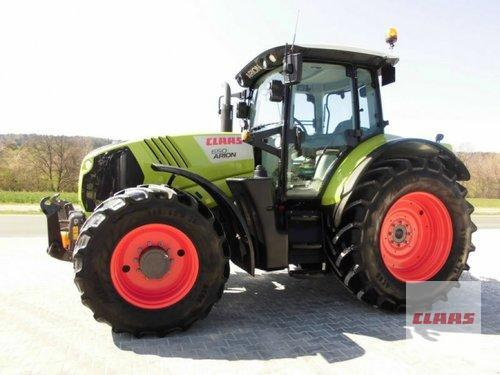 Claas Arion 650 Cmatic Byggeår 2015 A/C