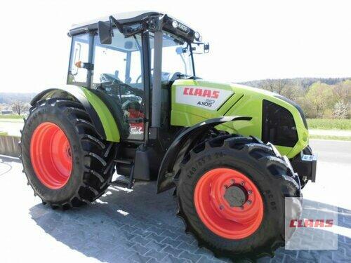 Claas Axos 310 CX anno di costruzione 2014 4 Trazione Ruote