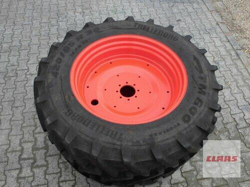 Trelleborg 420/85 R38   380/70 R28