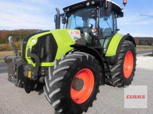 Claas Arion 550 Cmatic Baujahr 2015 Schwend