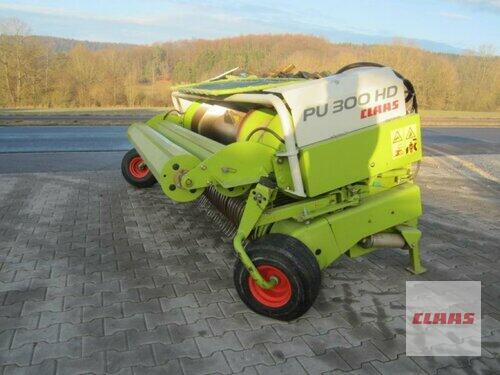 Claas Pick-Up Pu 300 Hd Baujahr 2005 Schwend