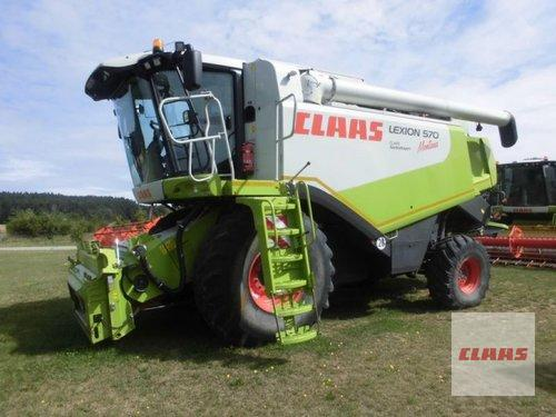Claas LEXION 570 MONTANA VARIO 750