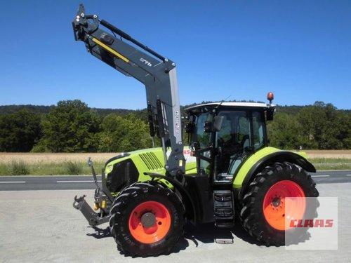 Claas - ARION 650 CEBIS Frontlader Q76