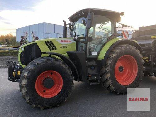Claas ARION 650 ST5 6PS  CEBIS CLAAS
