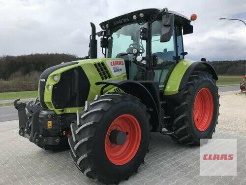 Traktor Claas - ARION 550 Cmatic
