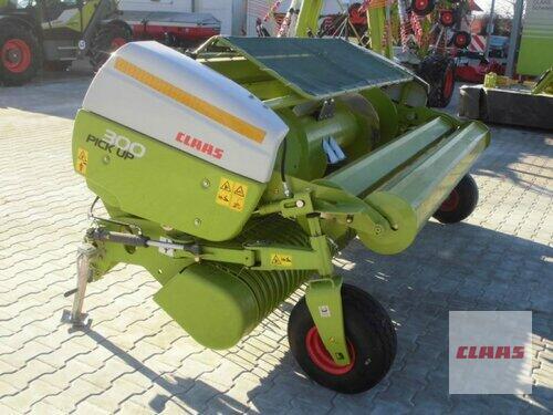 Mähvorsatz Claas - PU Pick Up 300