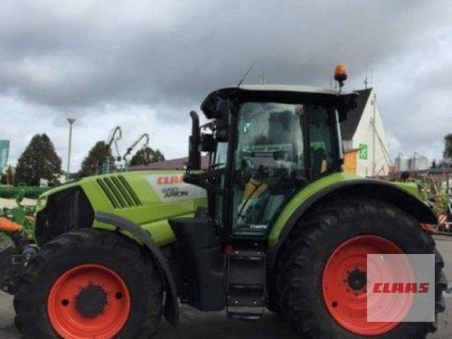 Claas Arion 650 Cmatic Year of Build 2014 4WD