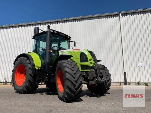 Claas Arion 640 CIS Year of Build 2011 4WD