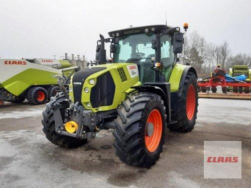Claas Arion 660 Cmatic Byggeår 2018 A/C