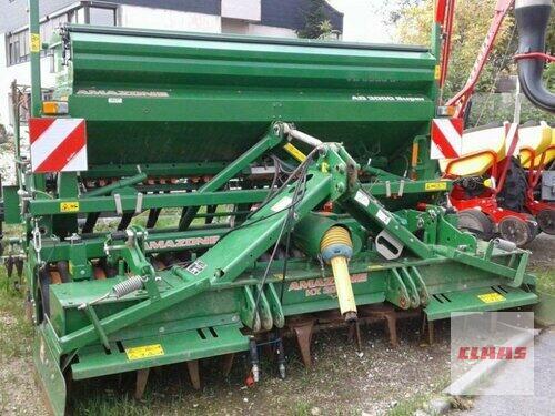 Amazone Kg 302 + Ad 9 Drillmaschinenkombination Baujahr 2014 Hollfeld