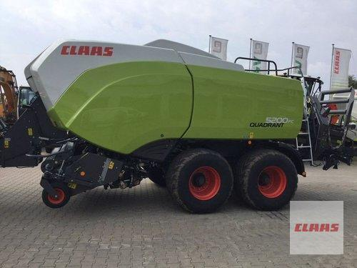Claas Quadrant 5200 FC Year of Build 2017 Hollfeld