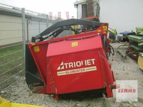 Trioliet Trioliet Silobuster Baujahr 2012 Hollfeld