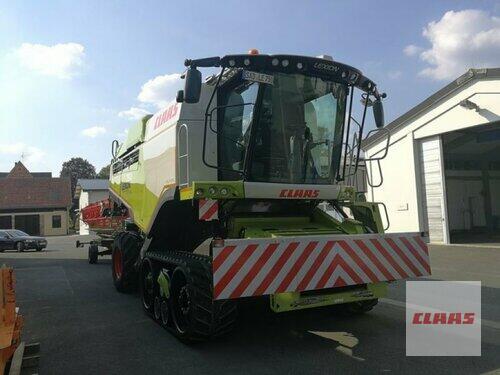 Claas Lexion 750 Terra Trac Année de construction 2018 Hollfeld