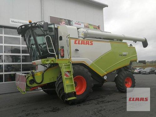 Claas TUCANO 560 BUSINESS - TIER 4F