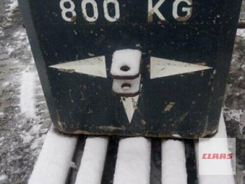 Frontgewicht 800kg Hollfeld