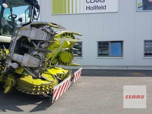 Claas Orbis 600 Sd Año de fabricación 2017 Hollfeld