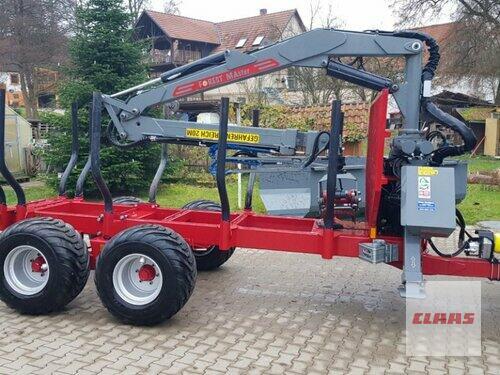 Unterreiner Forest Master Rw 14 Baujahr 2018 Hollfeld