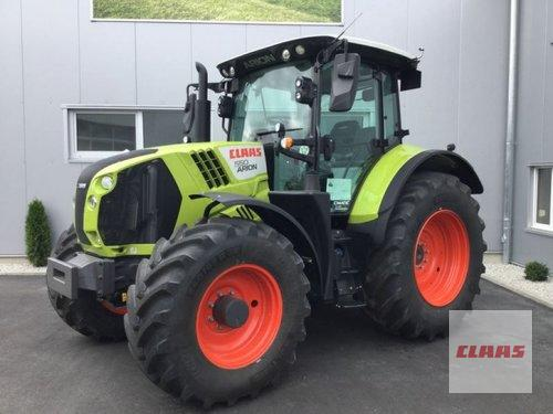Claas Arion 550 Cmatic CIS+ Pogon na 4 kotača Hollfeld