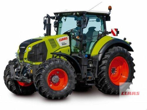Claas Axion 830 Cmatic CIS+ Czterokolowy Hollfeld