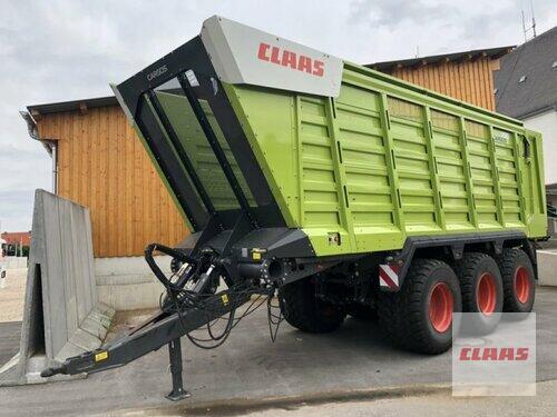 Claas Cargos 750 Tridem Trend Godina proizvodnje 2018 Hollfeld