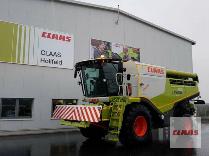 Claas LEXION 760 MONTANA V770
