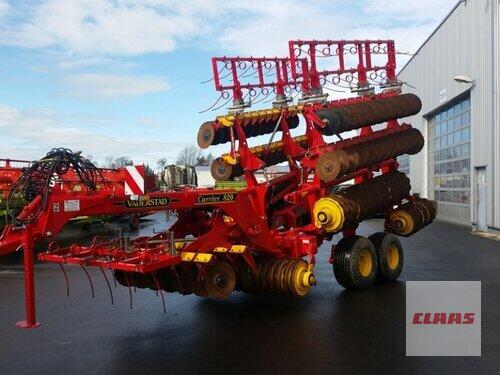 Väderstad Carrier 820 Año de fabricación 2014 Mutzschen