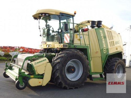 Krone BIG X 600 Год выпуска 2014 Привод на 4 колеса